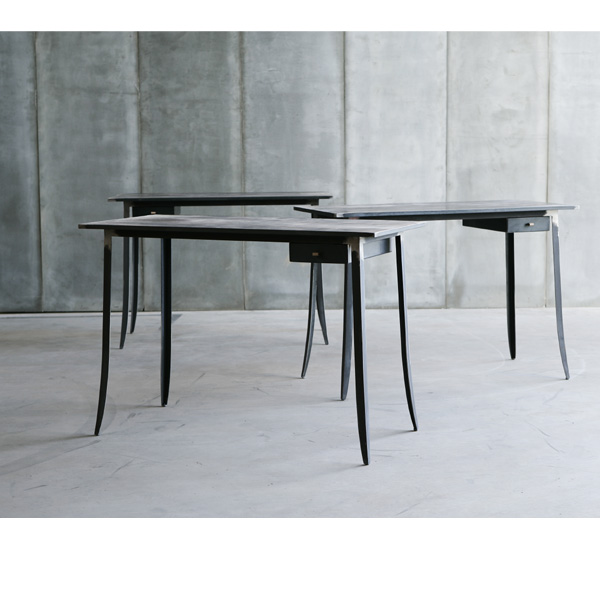 Skrivebord Læder