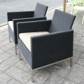 Stockholm Lounge Armchair 3