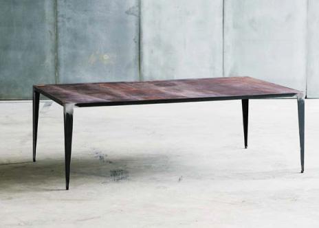 sofabord læder L