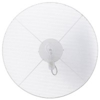 Lampe Grillo Hvid Large