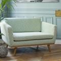 sofa fifties 120cm