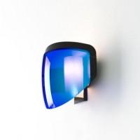 væglampe blå Moto
