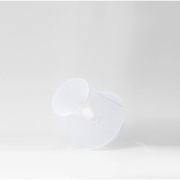 lampe-moire-medium-hvid