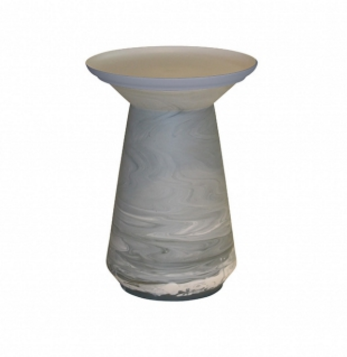 Parasol Vase Marble