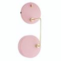 Petite Machine Væglampe Lys Rosa --- Beau Marché