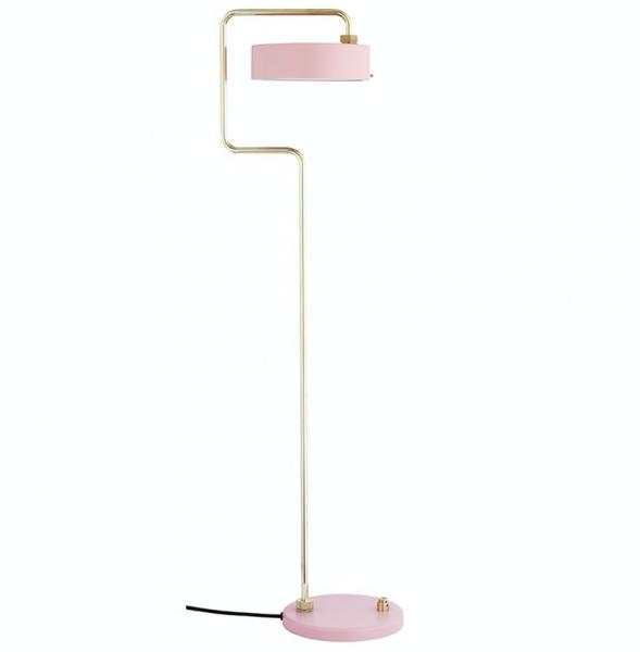 Petite Machine Gulvlampe Lys Rosa Beau Marché