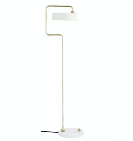 Petite Machine Gulvlampe Hvid _ Beau Marché