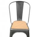 Tolix Sæde - Beige