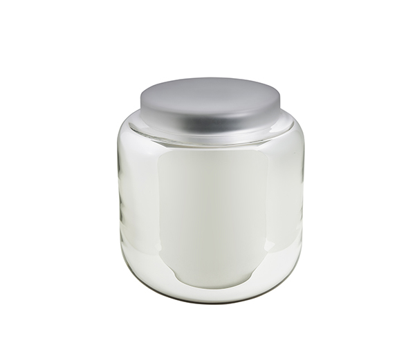 Sofabord Container silver