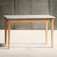 Carrerra marble table