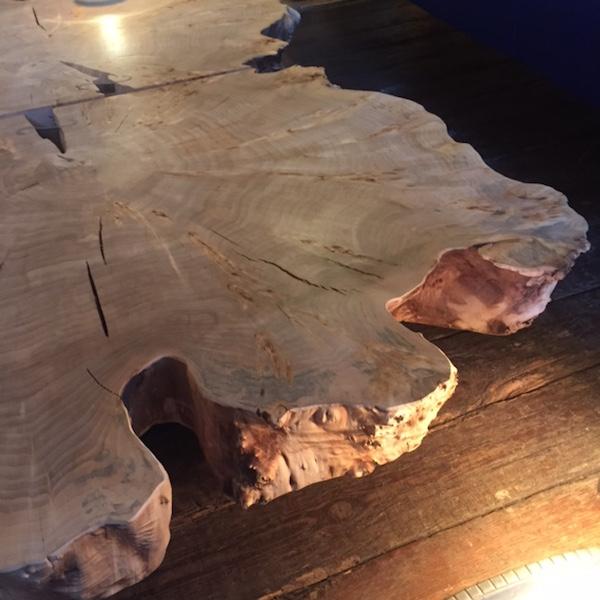 Poplar Coffee Table Symetric 1