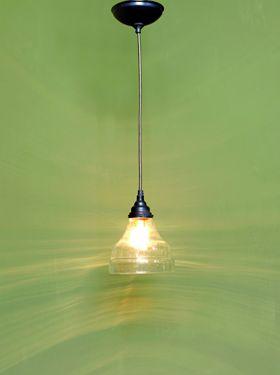 Lampe Zinc