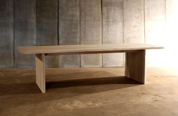 Spisebord egetræ A