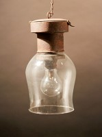 hængende lanterna