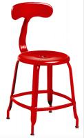 Chaise Nicolle rød H45