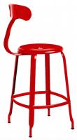 Chaise Nicolle rød H60