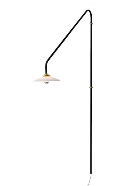 Hanging Lamp N4 sort - Muller Van Severen
