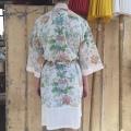 Kimono Crème back