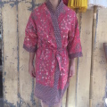 Kimono Lyserød