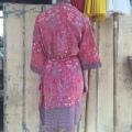Kimono Lyserød dos