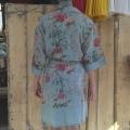Kimono vert d´eau back