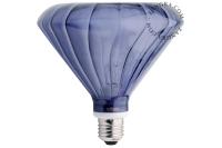 Pære mushroom blue grey - halogen 42W