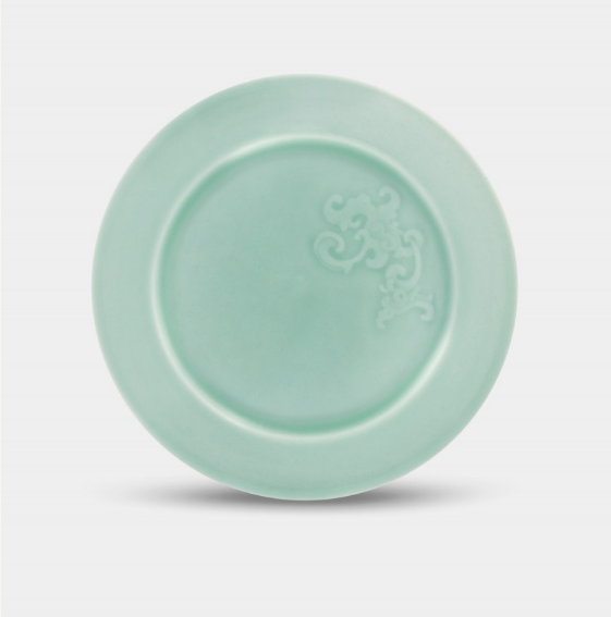 Song Porcelæn tallerken