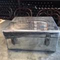 Vintage Aluminium kuffert