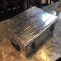 Vintage Aluminium kuffert.