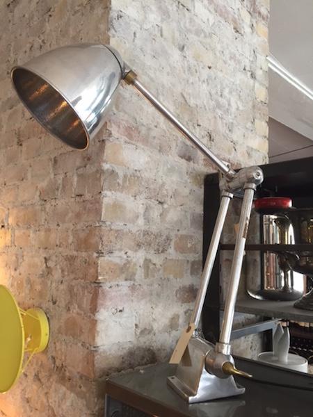 Vintage Industri Lampe