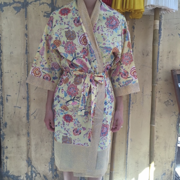 kimono gul