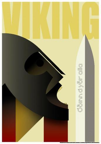 plakat-peter-kjær-andersen-viking
