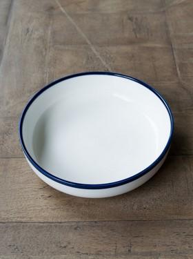salatskål emalje