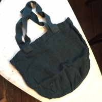 Taske Blå - Beau Marché