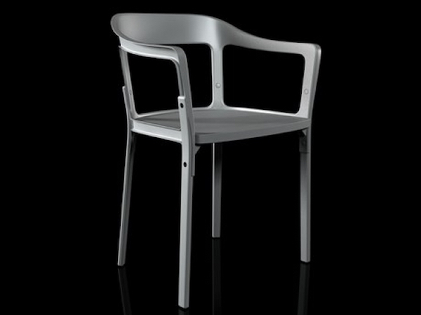 Steelwood Chair - Bouroullec.