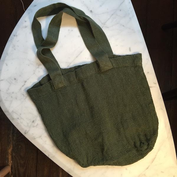 taske-groen
