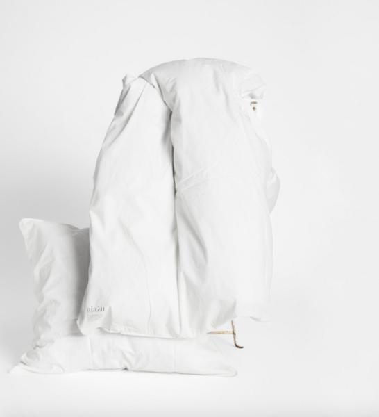 Aiayu Sengetøj - Hvid