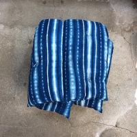 Kapok madras-indigo
