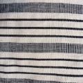 Kapok madras- rød:hvid