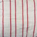 Kapok madras - rød:hvid