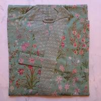 Kimono Lyseblå