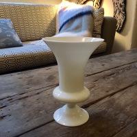 Vase Hvid 10