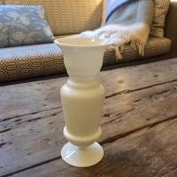 Vase Hvid 9