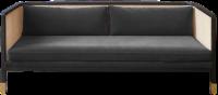 Sofa Cannage grå 210cm