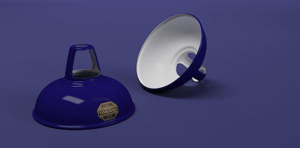 Coolicon-loftlampe-blaa