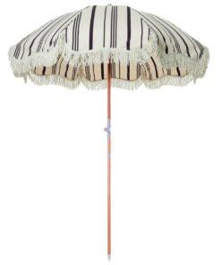Parasol-black-Stripe
